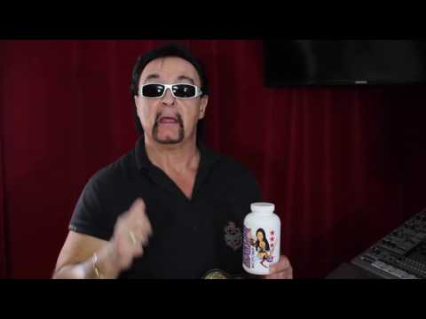 Rockstar Vitamins Ronnie Studio Commercial