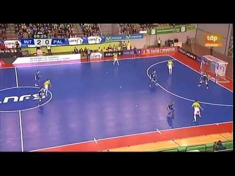 LNFS. Primera division. Jornada 18. Inter Movistar - Palma Futsal