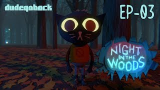 Animal Porn and the Demon Tower | Night in the Woods - Ep 03