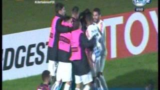 Atletico Paranaense 2 Santos 3 (Relato Ariel Helueni) Copa Libertadores 2017