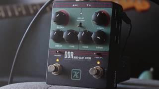 Fender Stratocaster & Keeley Electronics DDR