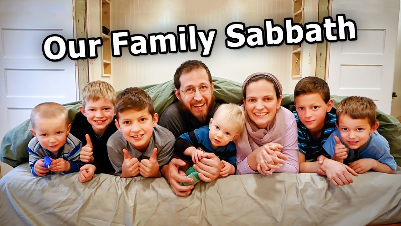 Which day is our Sabbath Rest?