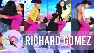 "Richard does the ""i-Dawn Zulueta Mo Ako"" Challenge to Vice and some of his fans 