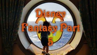 Halloween on the High Seas 2017 Disney Fantasy Part 5