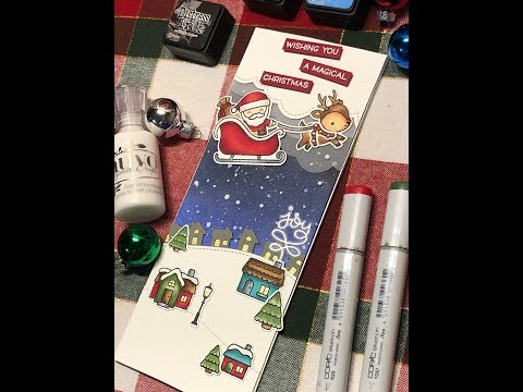 Christmas Card Series - Day 12