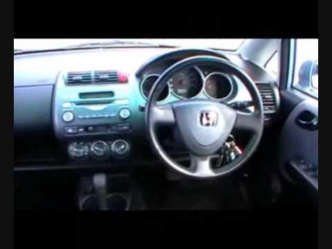 Honda Fit 2002 type W, 82km, Part 3 - YouTube