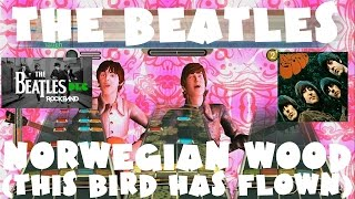 The Beatles - Norwegian Wood (This Bird Has Flown) - The Beatles Rock Band DLC XFB (Dec 15th, 2009) thumbnail