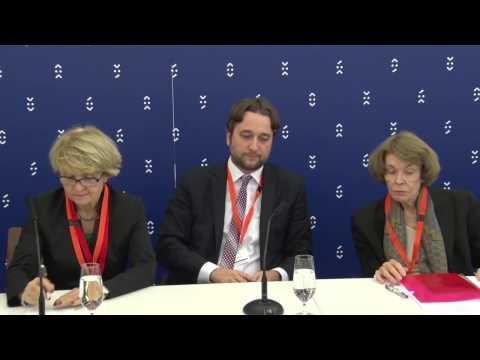 Plenary COSAC Press conference 14.11.2016