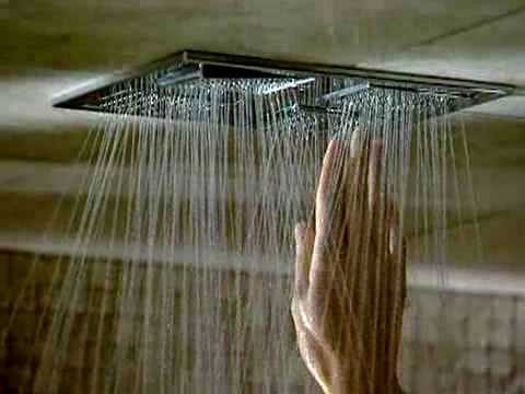 kohler bathroom products custom showers multiple sprays lighting music control technology