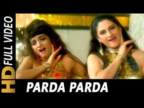 Parda Parda | Kavita Krishnamurthy | Judge Mujrim 1997 Songs | Jeetendra, Kunika, Ashok Saraf