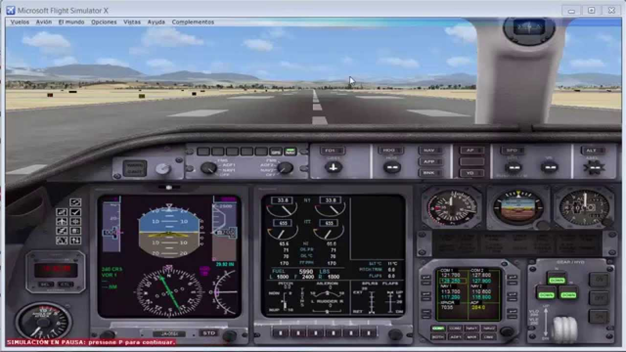Learjet 45 Fsx Manual