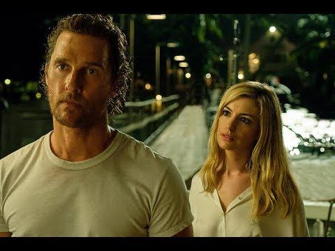 SERENITY - Matthew McConaughey y Anne Hathaway protagonizan un thriller neo-noir con olor a mar