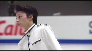 [HD] 田村岳斗 Yamato Tamura 1998 NHK Trophy Short Program 田村ヤマ子 検索動画 8