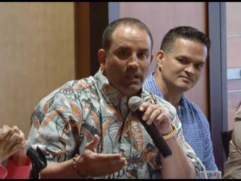 Legislative forum hosted by Guam Young Professionals