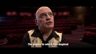 Ken at The Bunker trailer