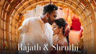 Wedding Highlights | Rajath & Shruthi | 6 Dec' 2019