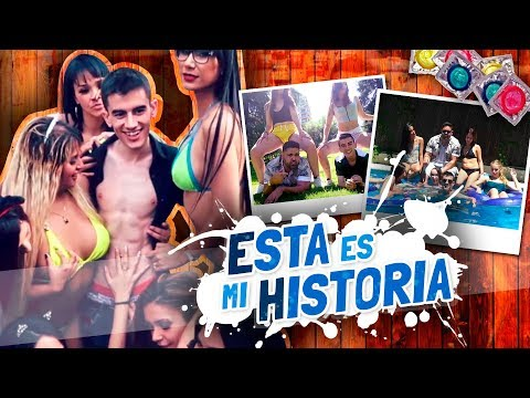 Jordi ENP (feat. Mowlihawk)  - Ésta Es Mi Historia (prod.Ikki) (Official Video)