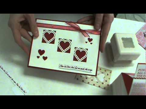How Scrapbooking Made Simple Uses The New Punch All Over The Page