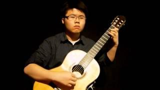 Matteo Carcassi - Op. 60 No.7 - Kevin Loh (15)