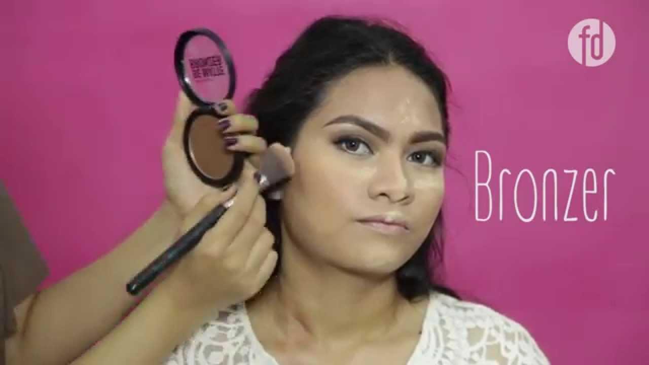 Sweet Dramatic Graduation Makeup Tutorial Makeup Wisuda YouTube