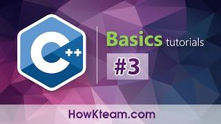 [Khóa học lập trình C++ Cơ bản] - Bài 3: Xây dựng chương trình C++ đầu tiên | HowKteam