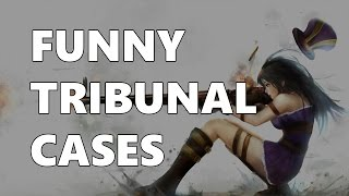 FUNNY TRIBUNAL CASES
