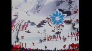 Campeonatos del Mundo Esquí Alpino. Sierra Nevada