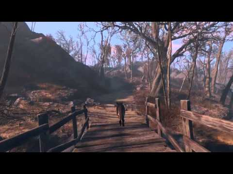 Официальный трейлер Fallout 4