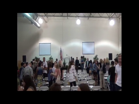 """Rancho Worship Service July 23, 2017 """"Obadiah: You reap What You Sow' by Stuart Mains"""