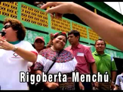 Rigoberta Menchu Tum - Presidenta de Guatemala