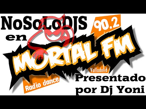 Retro 90s Dance Music (Nosolodjs in Mortal FM Part 1)