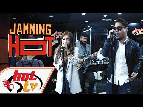 SYAMEL & ERNIE ZAKRI - Aku Cinta (LIVE) #JammingHot