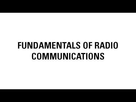Fundamentals Of Radio Communications