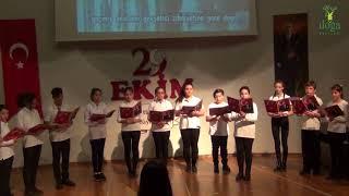 10.Yıl Nutku - İngilizce Oratoryo / 29 Ekim Cumhuriyet Bayramı Kutlamaları