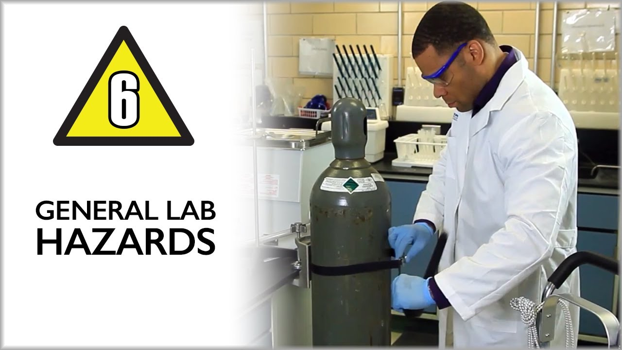 hazards in a science lab Lab safety rules part of this powerpoint has been taken from the power point oftim baker, adam kueltzo, and todd katzformer nchs students.