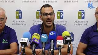 Video Maestrat Tv - Benicarló - Presentació de l'Aquarun Benicarló download MP3, 3GP, MP4, WEBM, AVI, FLV Agustus 2018