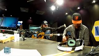 "Brothers Osborne Doing ""While You Still Can"" on the Bobby Bones Show"