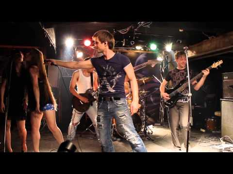 Jared Parker -  Pretty Fly (The Offspring full band live Cover Party MTV)