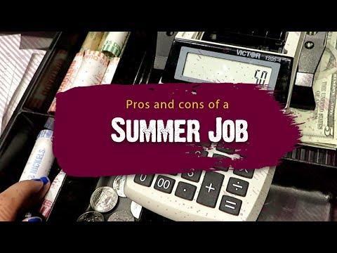Working A Summer Job - Ren