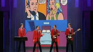 'Jersey Boys Musical' - London- Medley 08
