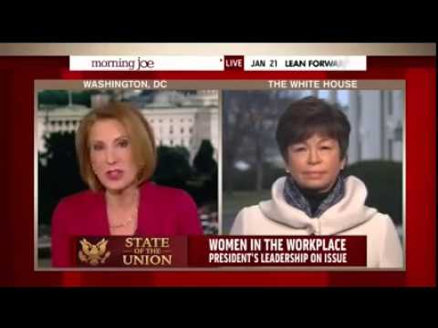 Valerie Jarrett Confronted Over Unequal Pay for Women in White House