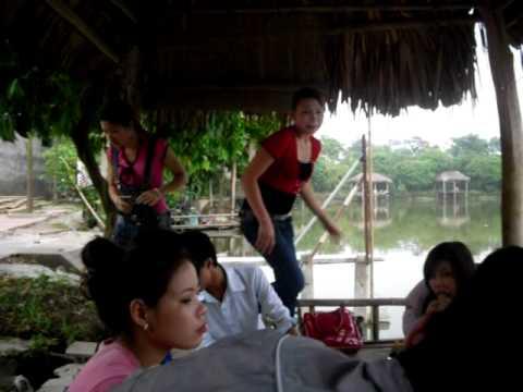 Hanoi tourism college Party