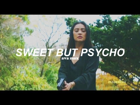 Ava Max - Sweet But Psycho Traducida al español