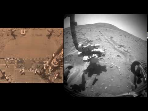 0h15m21s17f Mars Rover Spirit Froze to Death by Dust on its Solar Panels TR2016a
