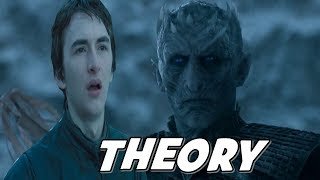 Game of Thrones Season 8 (SPOILER ALERT) Theory: Bran is the Night King!!!
