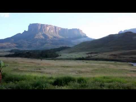 Roraima - La montaña más vieja del mundo - Oldest mountain on earth -