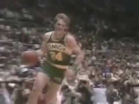 Tom Chambers Windmill Dunk 1987