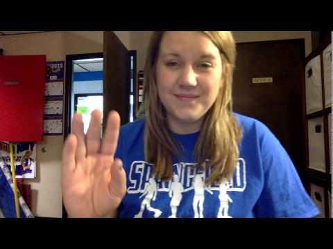 Crossword State Nicknames Finger spelling Final