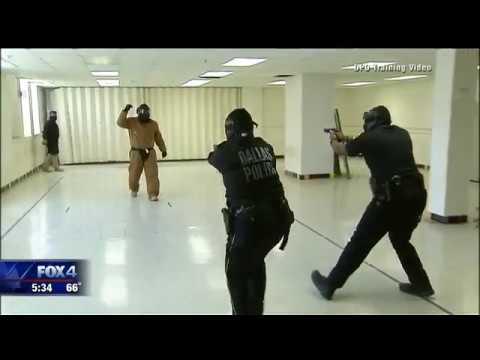 Dallas Police Reality Based Training