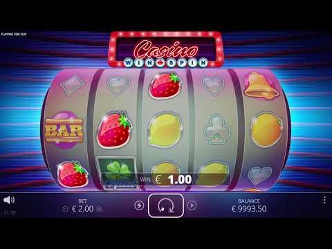jugar a la maquinita del casino gratis